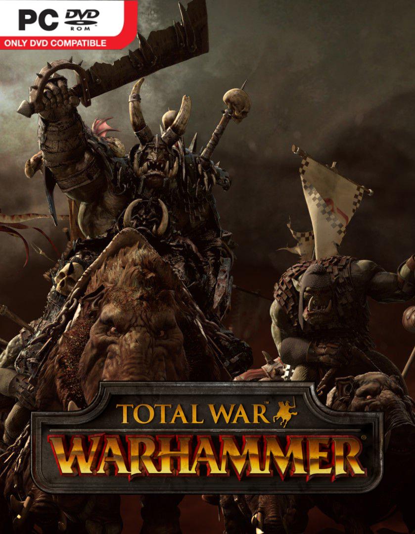 total war warhammer с таблеткой скачать торрент