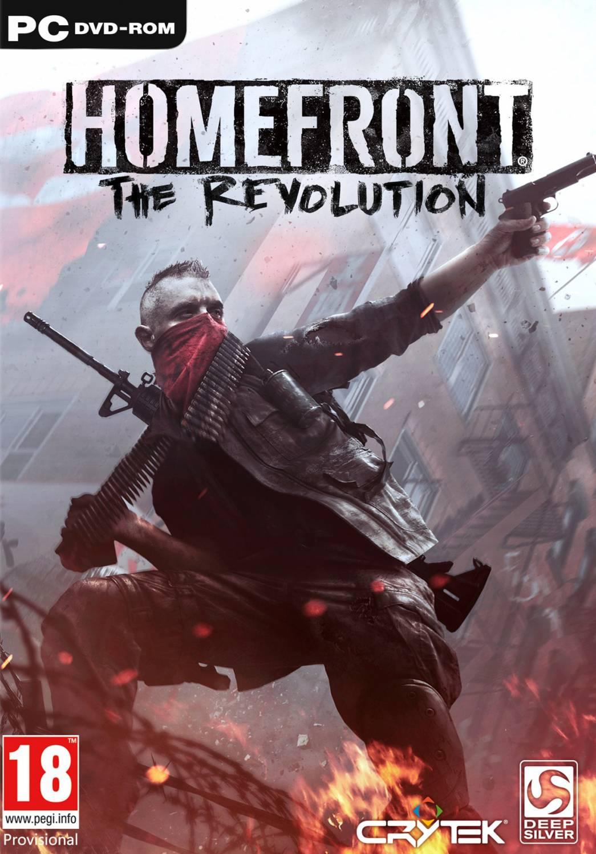 homefront 2 the revolution скачать игру через торрент